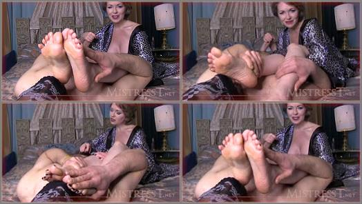 Mistress  T  Fetish Fuckery  Intimate Foot Loving  preview