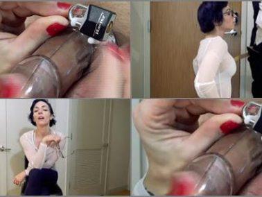 Femdom -  Pantyhose Therapy by Christina QCCP – Cocklock Protocol