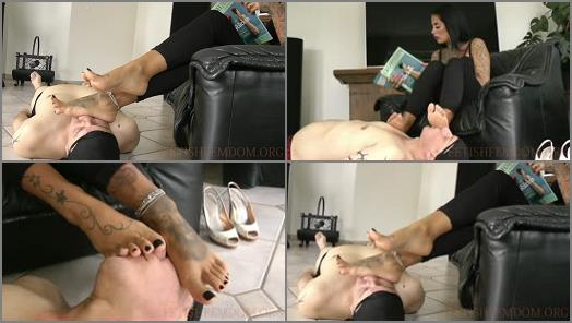 Boot Heel Worship Cbt Humiliation  BootsCleaningHumiliation   Lady Nisha  preview
