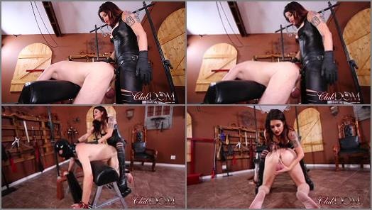 ClubDom  Miss Ropers Dungeon Slave  Strap On Fucked  preview