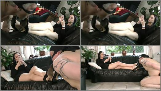 Boot Heel Worship Cbt Humiliation  FilthyShoeSolesCleaning   Lady Katharina  preview