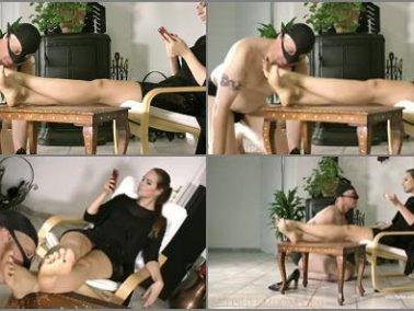 Fuesse -  Boot Heel Worship Cbt Humiliation – FootbitchForMyFeet -  Lady Iveta
