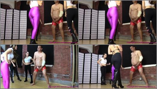 Brat Princess 2  BP  150 Kick Fail Ends in Broken Slave  preview
