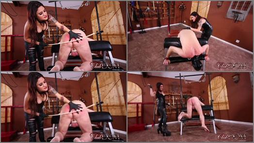 ClubDom  Miss Ropers Dungeon Slave  Caned  preview
