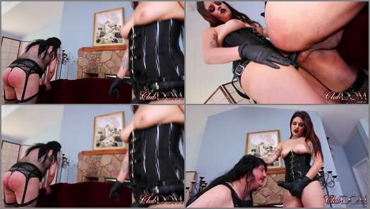 ClubDom  Sissy Fucked by Miss Roper  preview