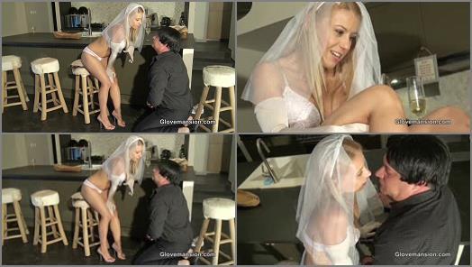 Glove Mansion  Wedding night cuckold contract part 1   Nikki Whiplash  preview