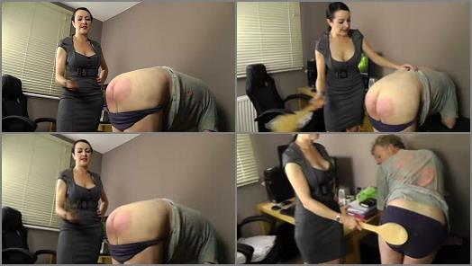 Miss Jessicas Punishments UK  Office cleaner  preview