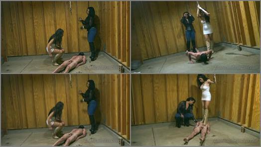 THE MEAN GIRLS  Trampling Madness   Princess Kiki and Princess Carmela  preview