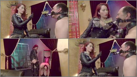 Asian Cruelty  SHUT UP AND CRAWL BITCH BOI   Goddess Maya Liyer  preview