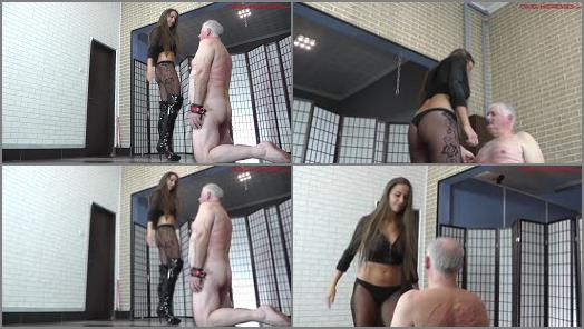 CRUEL MISTRESSES  Teaching a lesson   Mistress Amanda  preview
