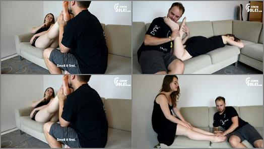 Czech Soles  Naughty girl intoxicates Charlie for her pleasure  preview