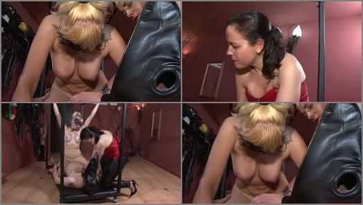 MEDICAKY SADO   Involuntary Sexual Labor   Patricia Medicaly Sado Anna and El Turry  preview
