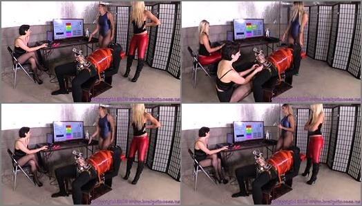 Brat Princess 2  BP  Teasers Try Out New Software at the Edging Salon Complete Part 1  preview