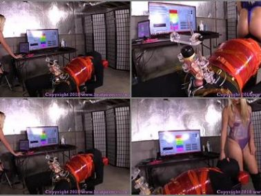 Tease & Denial - Brat Princess 2 – BP – Teasers Try Out New Software at the Edging Salon Complete Part 3