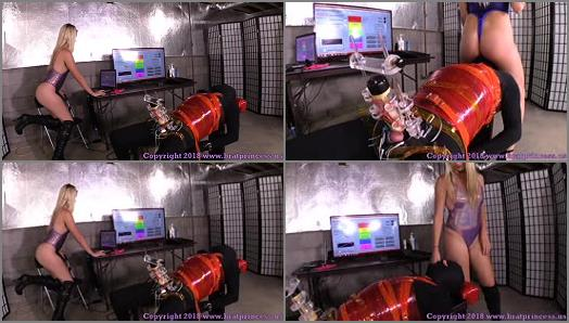 Brat Princess 2  BP  Teasers Try Out New Software at the Edging Salon Complete Part 3  preview