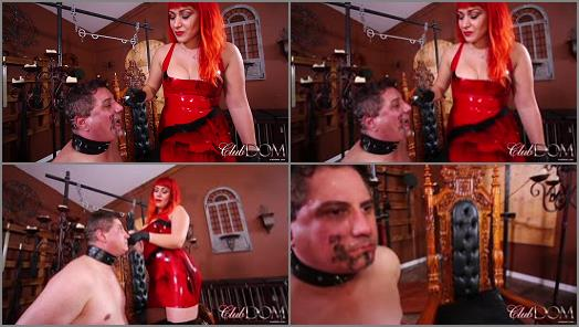 ClubDom  Lady Karmas Degraded Ashtray  preview