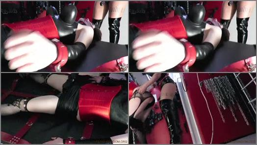 Danish Femdom  The sissy show off  preview