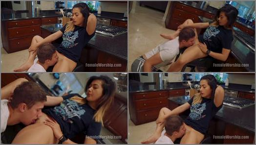 Female Worship  Kneel Lick Adore   Aubree Ice  preview