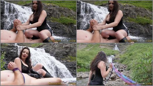 Goddess Alexandra Snow  Hitchhiker Victim  Part 2  preview