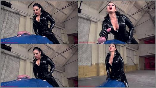 Mistress Ezada Sinn  Ruined for My latex pleasure  preview