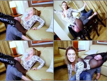 Wrestling -  ScissorVixens – 'THE PYTHON!' Full Video Download featuring Megan Jones
