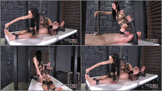 VICIOUS FEMDOM EMPIRE  Balls No More   Mistress Marley  preview