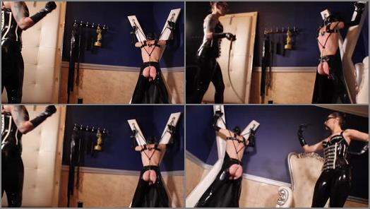 Cybill Troy FemDom AntiSex League  Anal Hook Whip Lashing  preview