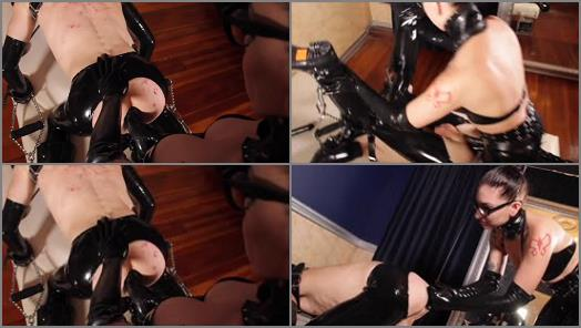 Cybill Troy FemDom AntiSex League  Pounded in Chains  preview