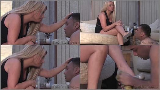 Femme Fatale Films  Filthy Foot Licker   Goddess Pandora  preview