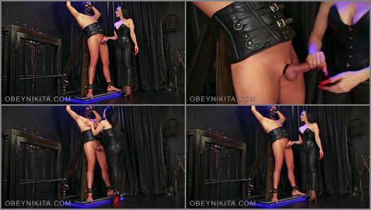 Mistress Nikita FemDom Videos  Obey Nikita  So Weak For My Nails  preview