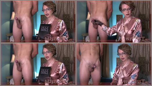 Mistress  T  Fetish Fuckery  Praying Away Your Porn Addiction  preview