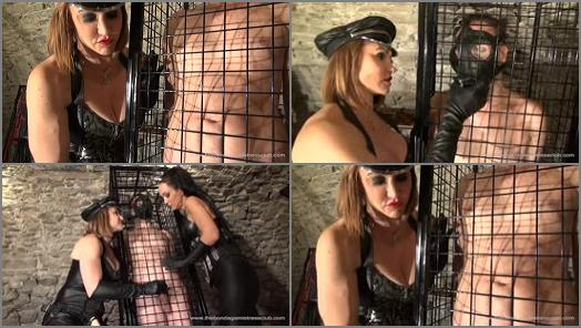 The Bondage Mistress Club  In The Lair Of Fetish Liza  preview