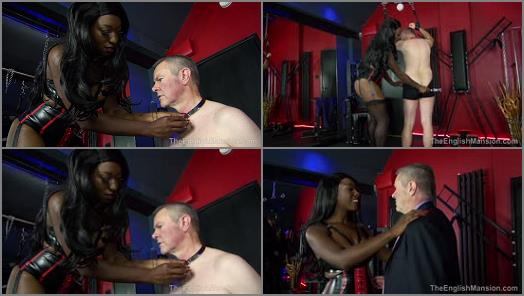 The English Mansion  Trophy Wifes Surprise  Part 2   Miss Foxx  preview