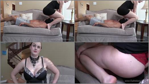 Club Stiletto FemDom  Big Booty Beatdown   Mistress Irene  preview
