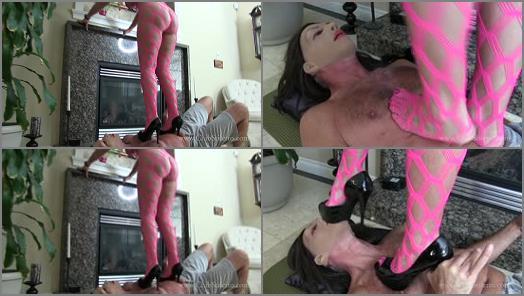 Club Stiletto FemDom  Pretty Trample   Mistress Kandy  preview