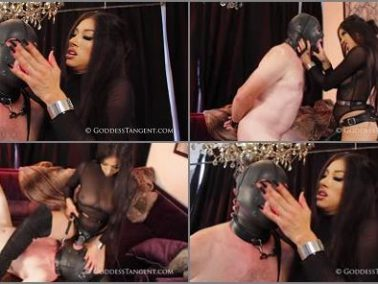 Boots - Goddess Tangent World of Femdom – Training His Mouth To Please My Friends