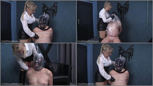 LUSTandPAIN FEMDOM CLIPS  HOM  Bagging  preview