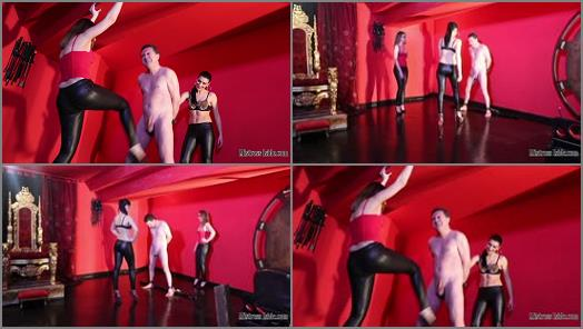 Mistress Iside  PULVERIZED BALLS   Mistress Scila  preview