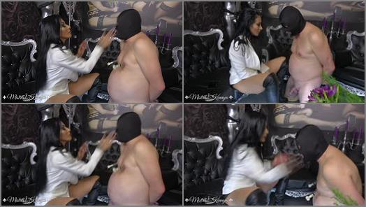 Mistress Kennya  A slap for every wank  preview