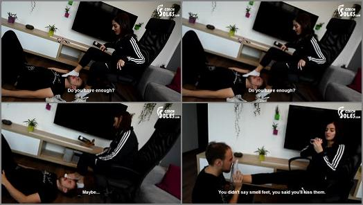 Czech Soles  Smelly sock domination and victory poses  preview