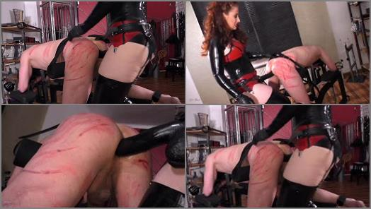 Mistress Lady Renee  Bench fucked bitch  preview