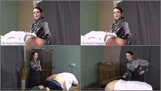 The English Governess  The Red Discipline Bookwith Governess Wood Part One  preview