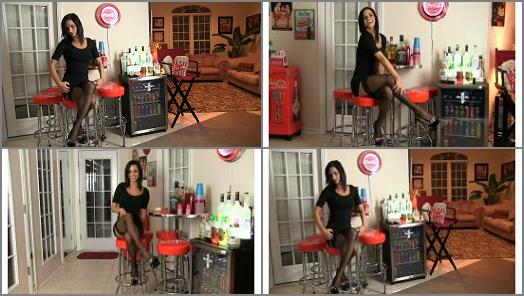 Ashley Sinclair  Mesmerize Intox Pantyhose Game preview
