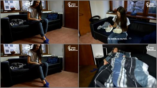 Czech Soles  Foot Growth Nightmare preview