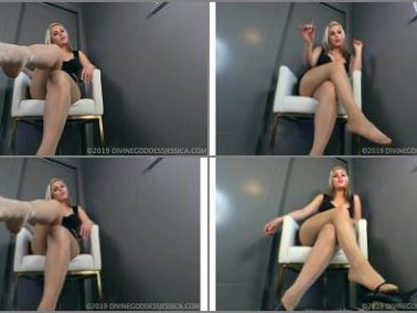Slave Training -  Divine Goddess Jessica – I Love DGJ Part 3