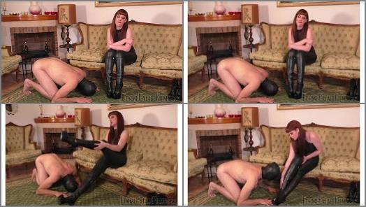 Femme Fatale Films  Boot Worship Day   Miss Zoe  preview