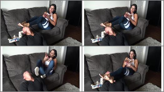 K2s.cc - Goddess Zephy – your face = My Foot Rest