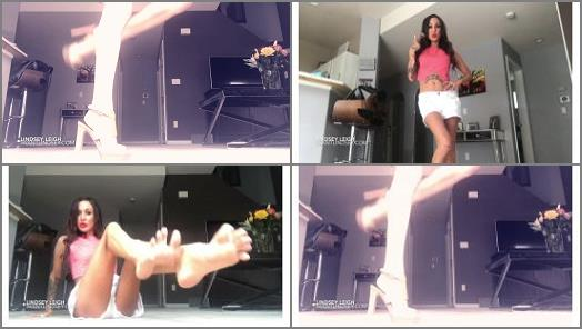 Lindsey Leigh  quick pick heel worship preview