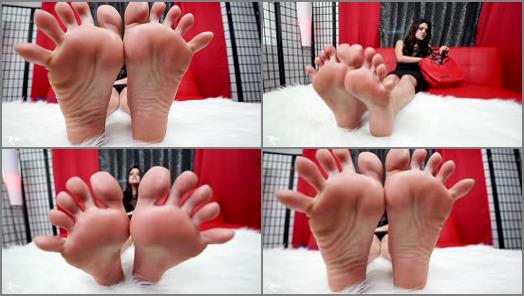 Miss Roper  Tickle Foot Smelling Fantasy Brought To Life By Miss Roper preview