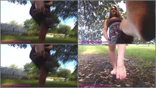 Terra Mizu  Bare Dirty Feet preview
